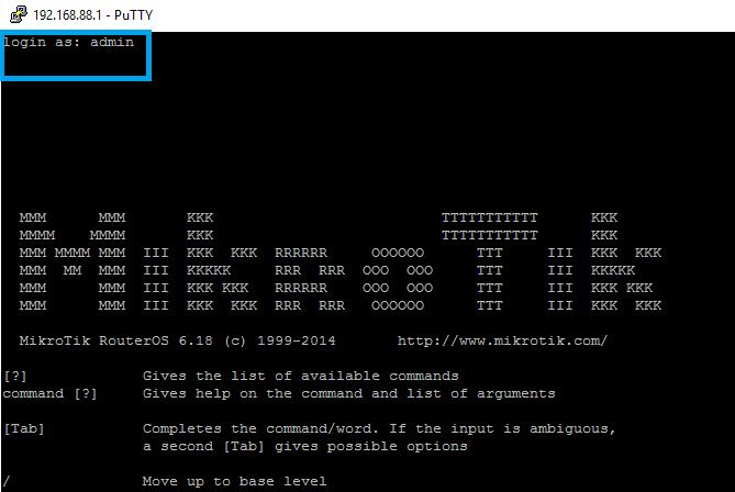 MyTelly Mikrotik Router Setup via Terminal | My Private