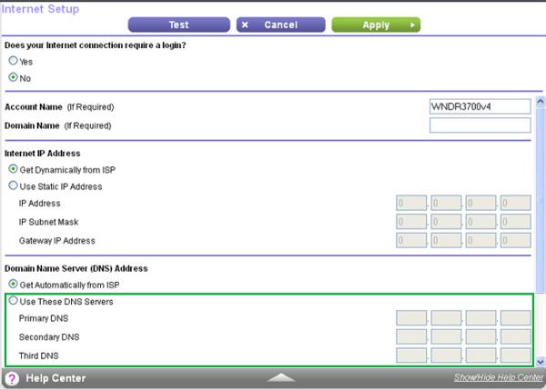 Netgear Router Smart DNS MyTelly Setup | My Private Network VPN