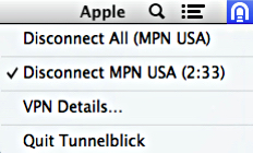 OS X - Tunnelblick Uninstallation | My Private Network | Global VPN