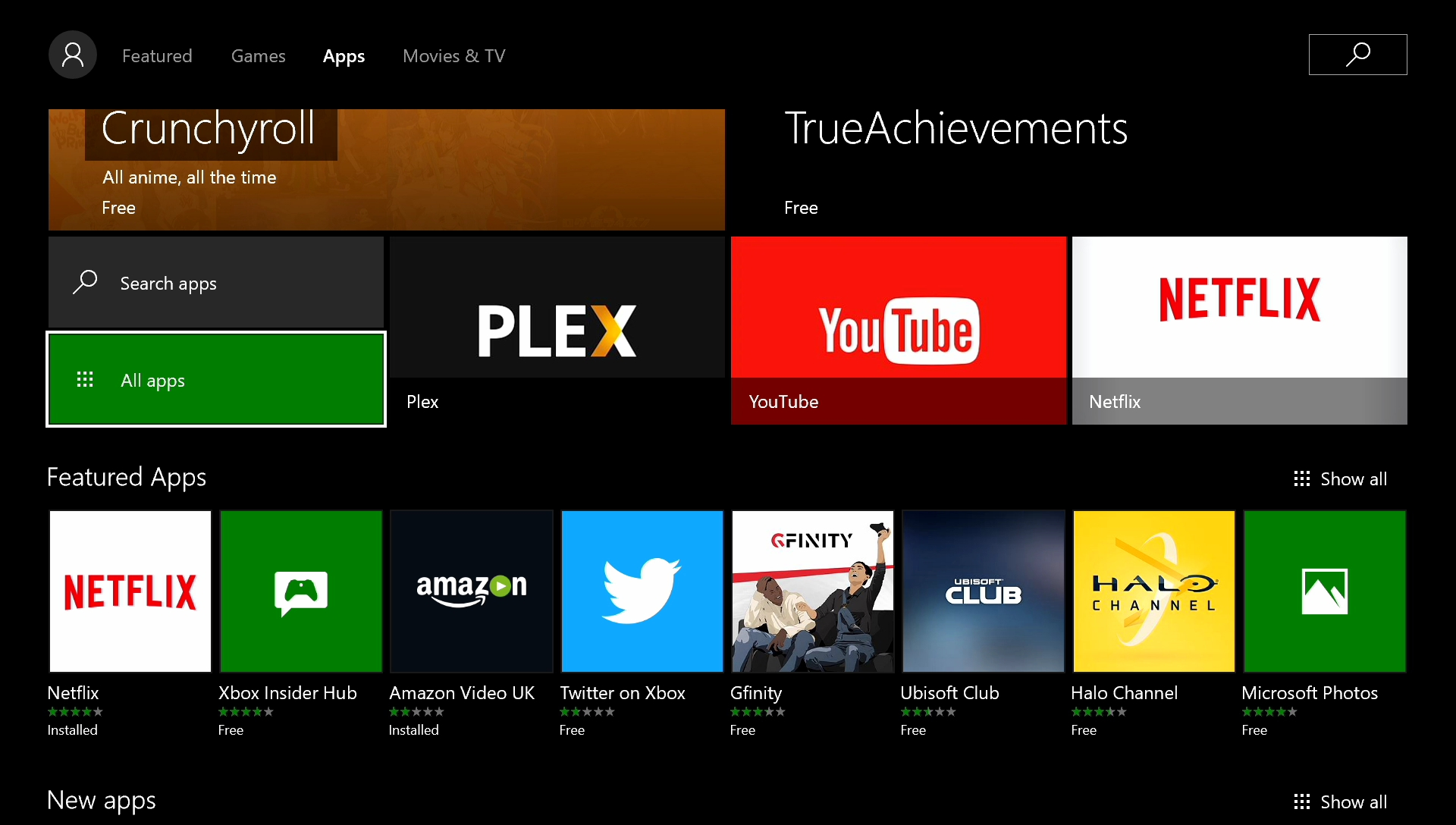 How to find an app on the Xbox One Store | My Private Network