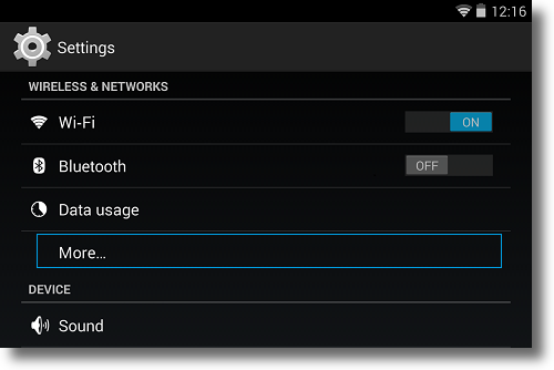 L2tp Vpn Setup On Android 4 4 Kit Kat My Private Network