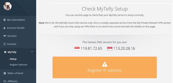 MyTelly Xbox One Setup | My Private Network | Global VPN Service