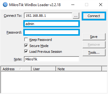PPTP setup on MikroTik routers | My Private Network | Global