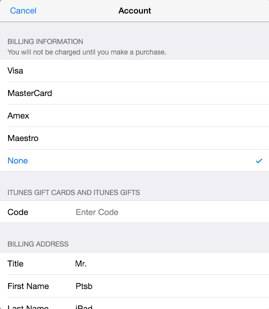 Downloading region restricted apps in iOS | My Private Network