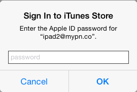 Sign in again if prompted to