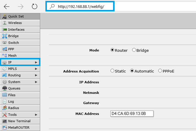 MyTelly Mikrotik Router Setup   My Private Network   Global