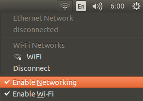 Enable Networking 1