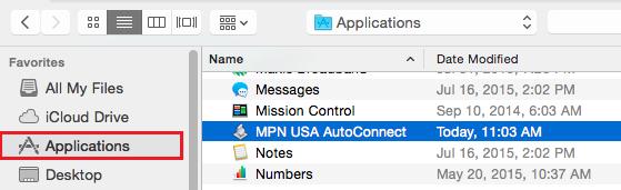 Mac OS X L2TP VPN Auto Start application script