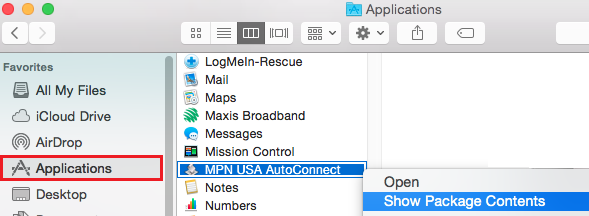 Mac OS X L2TP VPN Auto Start Editting Script