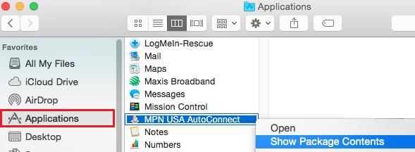 Mac OS X L2TP VPN Auto Start Editting Script