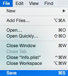 Mac OS X L2TP VPN Auto Start saving xcode script