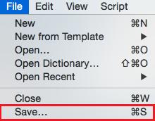 Mac OS X L2TP VPN Auto Start Save Script