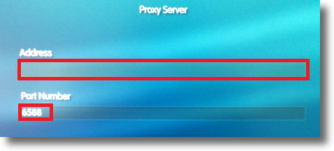 Configuring your PS3 to use a proxy | My Private Network | Global
