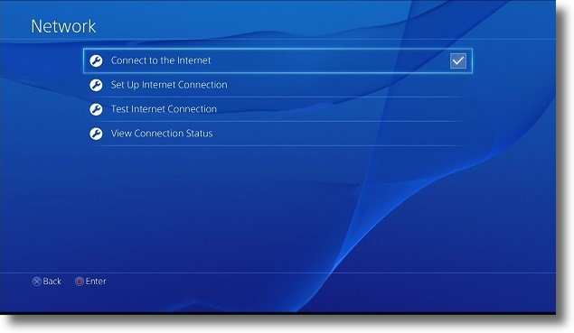 Configuring the PS4 to use a proxy server | My Private Network