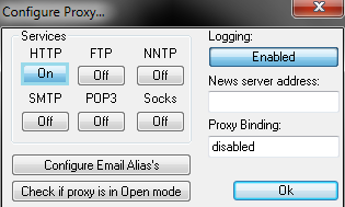 Setting up a proxy server on Windows | My Private Network