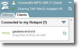 Setting Up Connectify Wi-Fi Hotspot | My Private Network