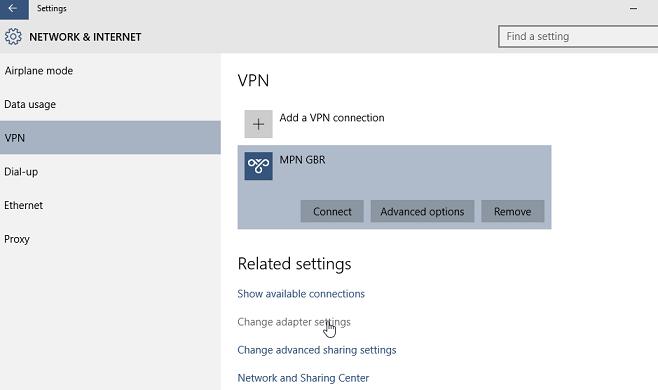 Windows 10 L2TP VPN setup | My Private Network | Global VPN