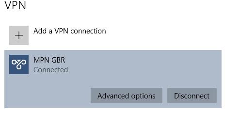 Windows 10 PPTP VPN setup | My Private Network | Global VPN