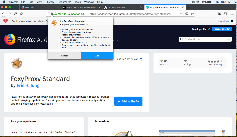 macOS - Using SOCKS5 | My Private Network | Global VPN Service Provider