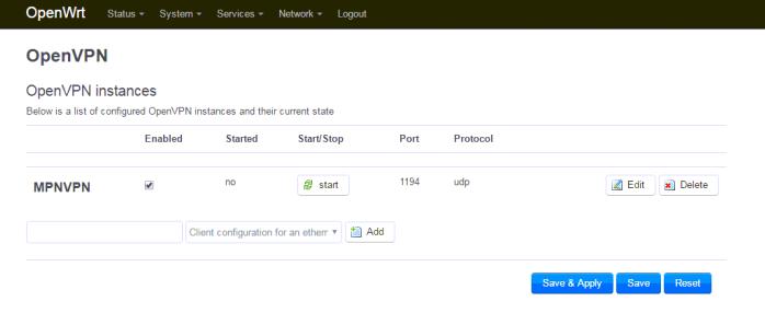 OpenWRT (LEDE) OpenVPN Setup | My Private Network | Global VPN