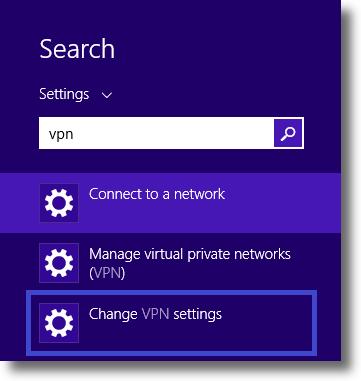 vpn for windows 8.1