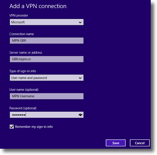 How To Get Cisco VPN to Work on Windows 8