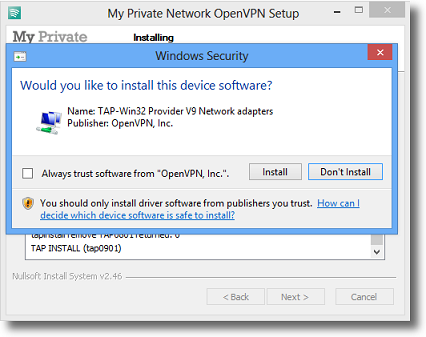 how to connect to a vpn windows 8.1