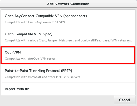 how to add openvpn to chrome