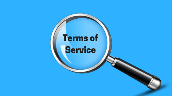 Do you read the Terms of Service?