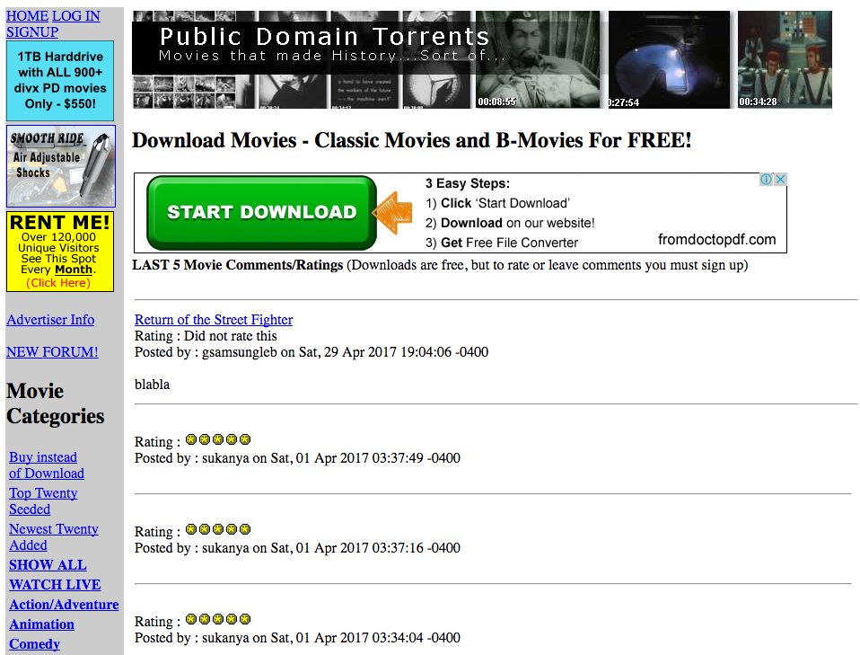 filipino movies torrenting sites