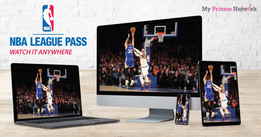 NBA League Pass hack to bypass blackouts