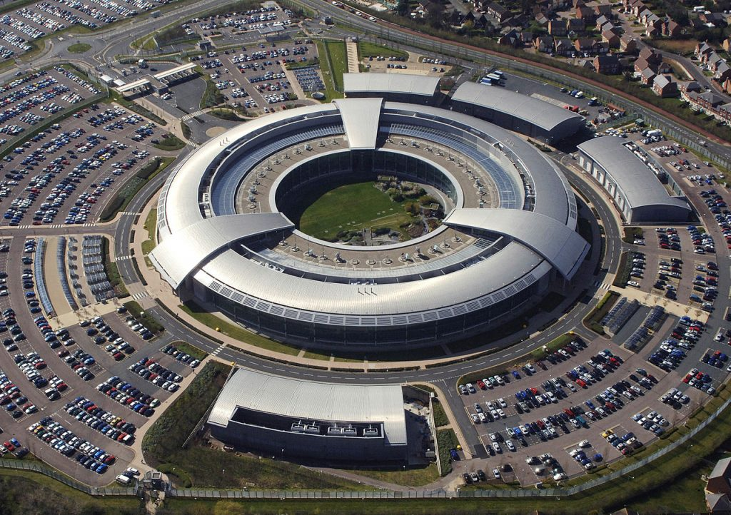 GCHQ - home of the Snooper's Charter