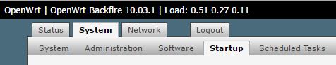 OpenWRT-Backfire-Startup-screen