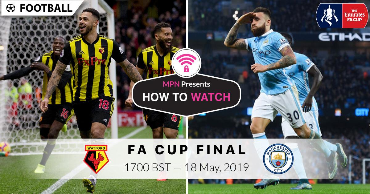 MPN Presents FA Cup Final 2019