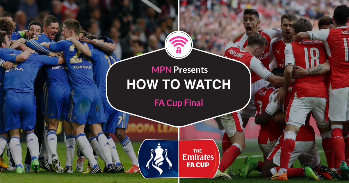 How To Watch The FA Cup Live Online - PureVPN Blog