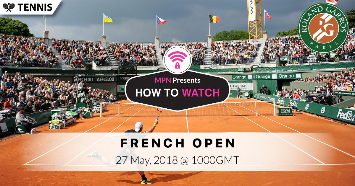 Image result for French Open 2018 live