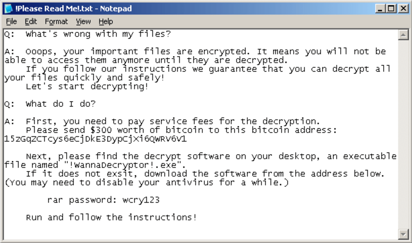 How to Prevent and Fix WannaCry Ransomware