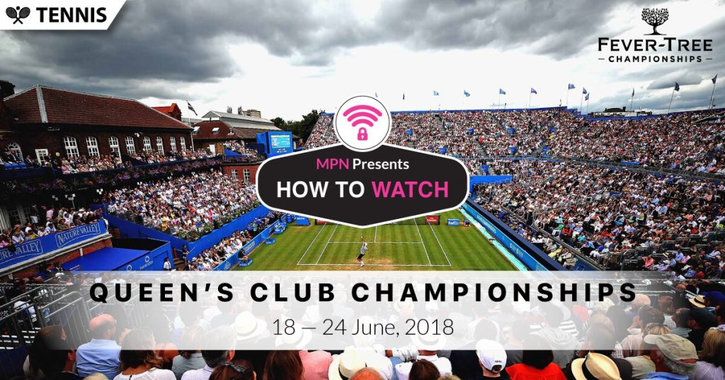 MPN Presents Queens Club Championship 2018