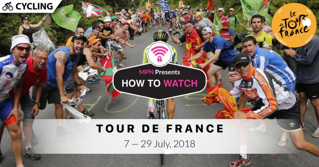 MPN Presents Tour de France