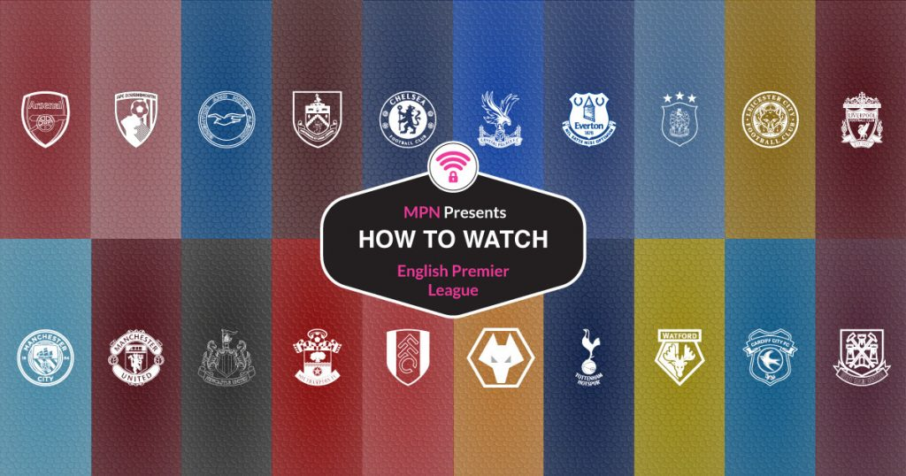 MPN Presents English Premier League 2018/19
