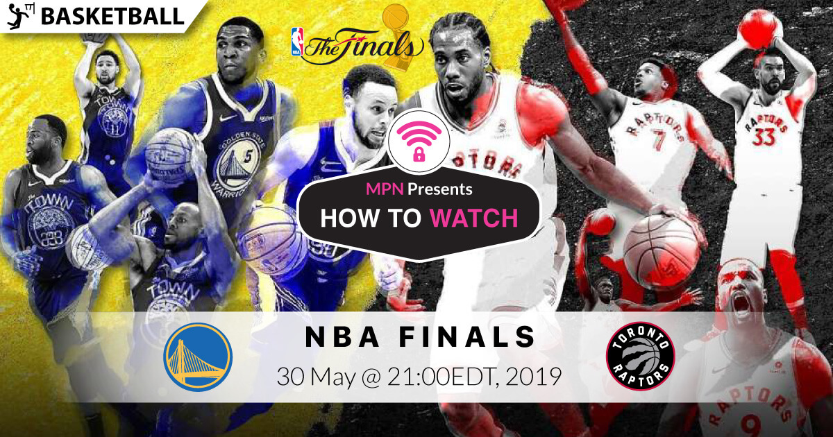 MPN Presents NBA Finals 2019