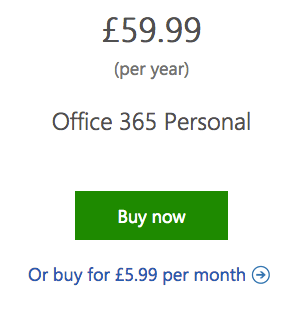 Microsoft Office 365 UK