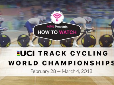 How To Watch The 2018 Track Cycling World Championships Live Online