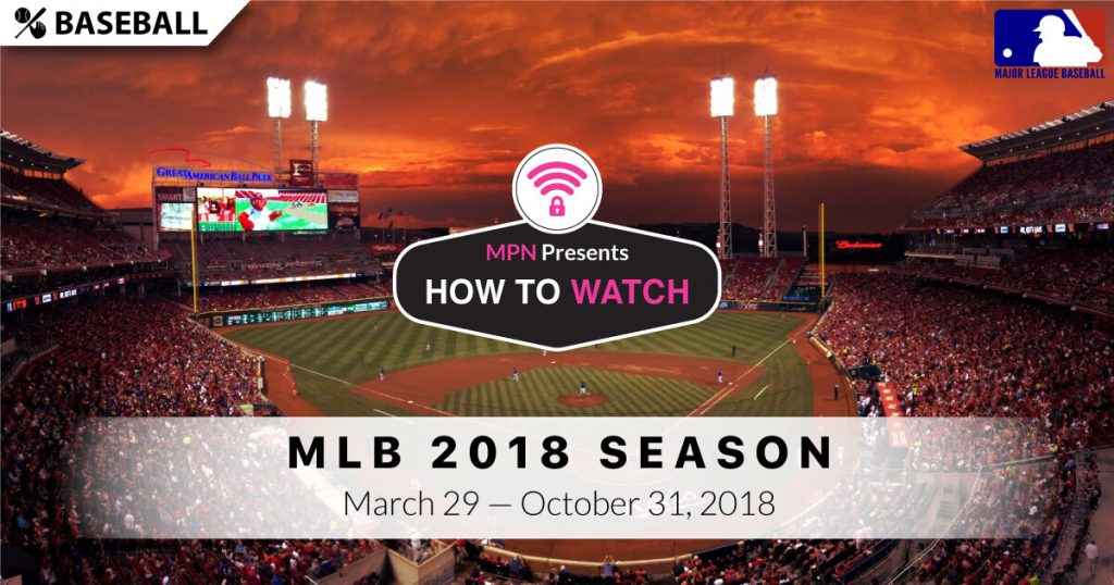 MPN Presents Major League Baseball