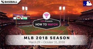 MPN Presents Major League Baseball