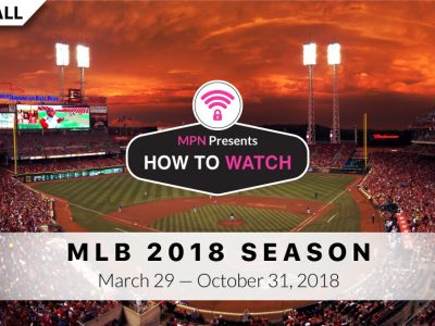 MLB 2018 Season | How To Watch Live Online