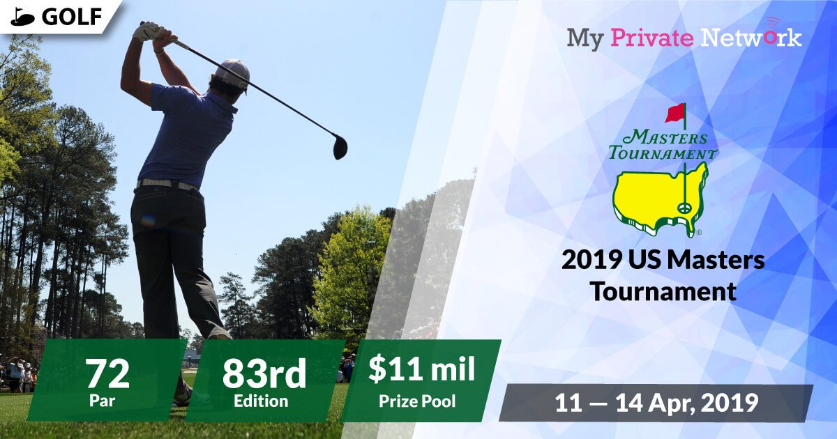 MPN Presents US Masters 2019