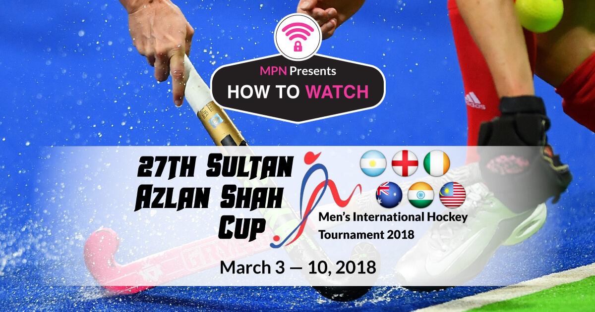 MPN Presents Sultan Azlan Shah Hockey Cup