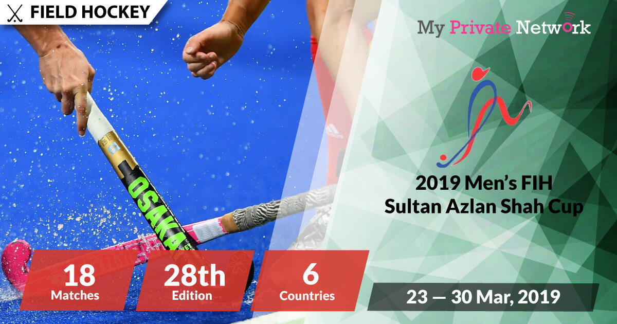 MPN Presents Sultan Azlan Shah Hockey Cup