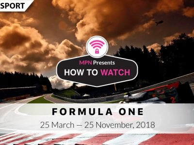 2018 Formula 1 World Championship | How To Watch Live Online